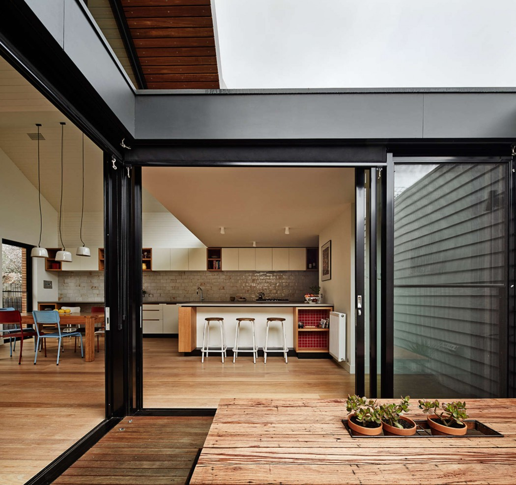 Thiết kế nhà phố lạ mắt ở New Zealand 3