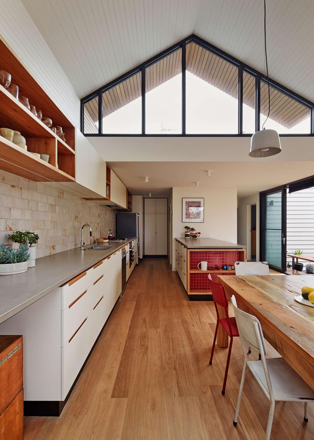 Thiết kế nhà phố lạ mắt ở New Zealand 4