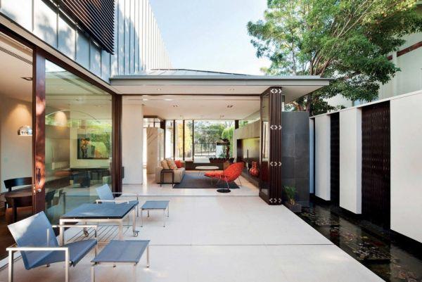Thiết kế biệt thự 2 tầng đẹp hiện đại 4