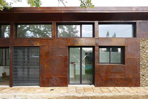 Thiết kế biệt thự 300m2 hiện đại ở Pháp 4