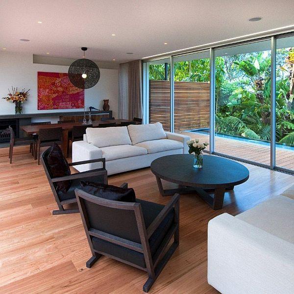 Thiết kế biệt thự 500m2 hiện đại ở Australia 5