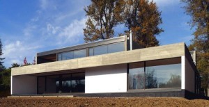 Thiết kế biệt thự 80m2 ở Machali, Chile
