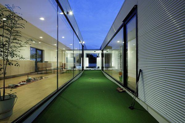 Thiết kế biệt thự 90m2 hiện đại ở Fukushima 7
