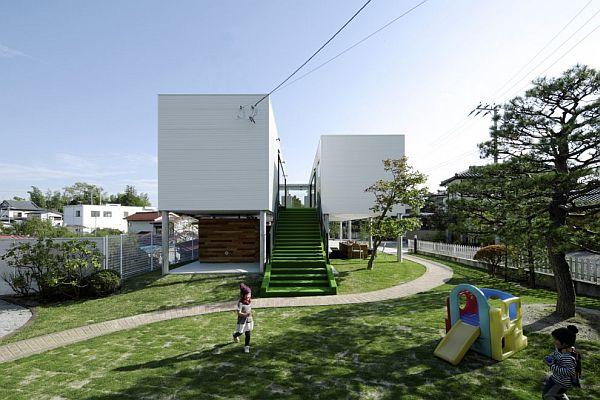 Thiết kế biệt thự 90m2 hiện đại ở Fukushima