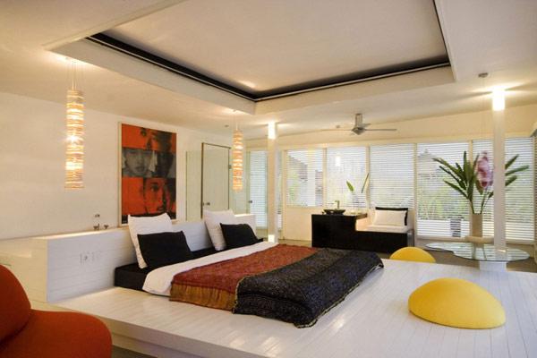 Thiết kế biệt thự hiện đại 2 tầng ở Bali 3