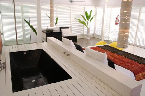 Thiết kế biệt thự hiện đại 2 tầng ở Bali 4