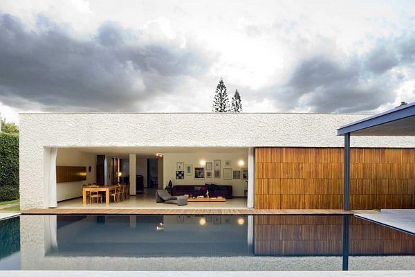 Thiết kế biệt thự hiện đại ở Brasília, Brazil