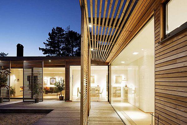 Thiết kế biệt thự hiện đại ở Höllviken, Thụy Điển 2