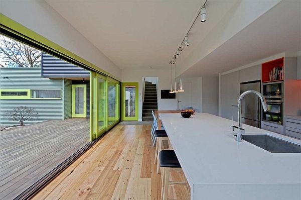 Thiết kế biệt thự hiện đại từ ngôi nhà cũ 2