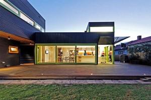 Thiết kế biệt thự hiện đại từ ngôi nhà cũ 6