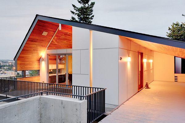 Thiết kế biệt thự vườn 2 tầng phong cách hiện đại 3