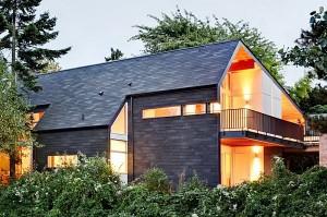 Thiết kế biệt thự vườn 2 tầng phong cách hiện đại