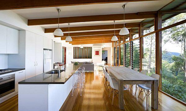 Thiết kế biệt thự vườn hiện đại ở Australia 3