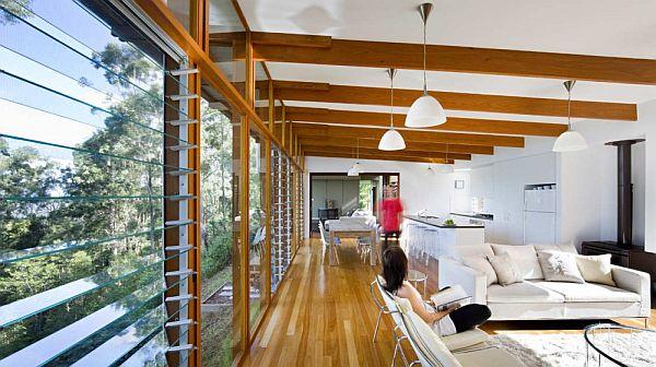 Thiết kế biệt thự vườn hiện đại ở Australia 4