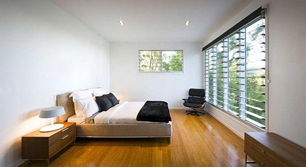 Thiết kế biệt thự vườn hiện đại ở Australia 5