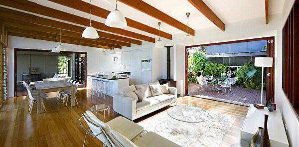 Thiết kế biệt thự vườn hiện đại ở Australia 7