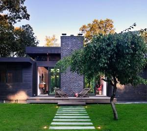 Thiết kế biệt thự vườn tuyệt đẹp ở Amagasett