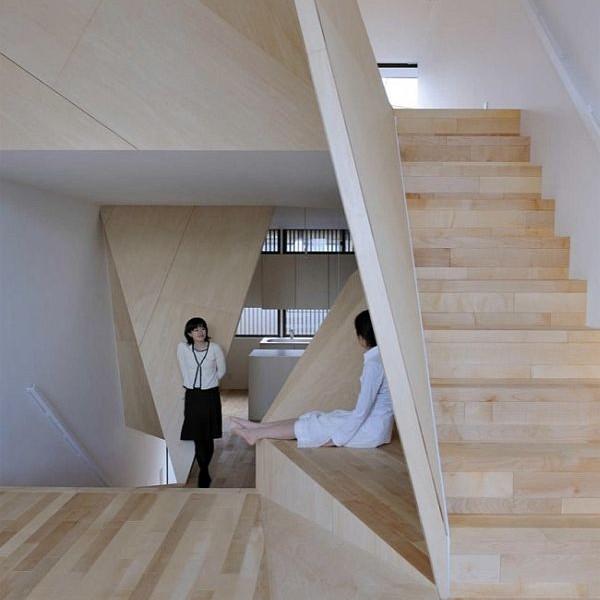 Thiết kế nhà phố 2 tầng ở Kyoto, Nhật Bản 3