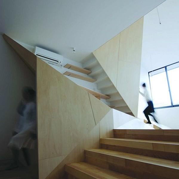 Thiết kế nhà phố 2 tầng ở Kyoto, Nhật Bản 6