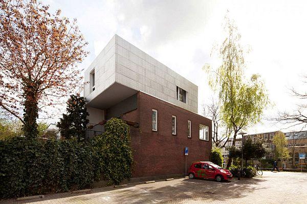 Thiết kế nhà phố hiện đại ở Utrecht, Hà Lan 2