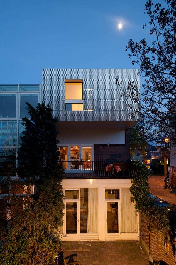 Thiết kế nhà phố hiện đại ở Utrecht, Hà Lan