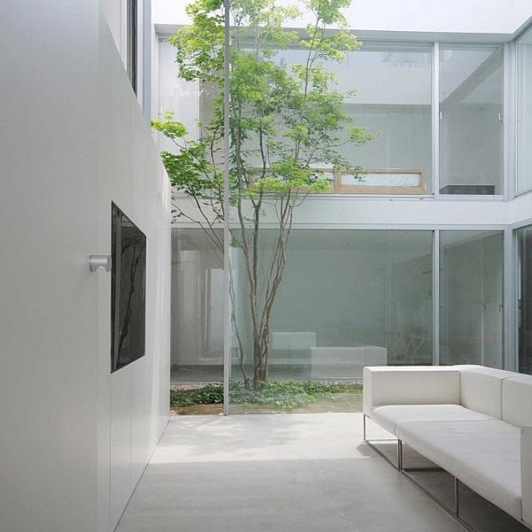 Thiết kế nhà phố như biệt thự cao cấp 4