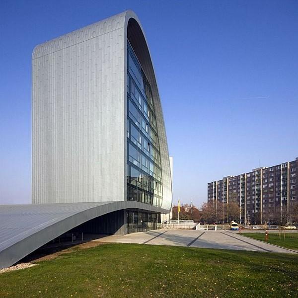 Ấn tượng biệt thự nhà phố hiện đại ở Budapest, Hungary  3