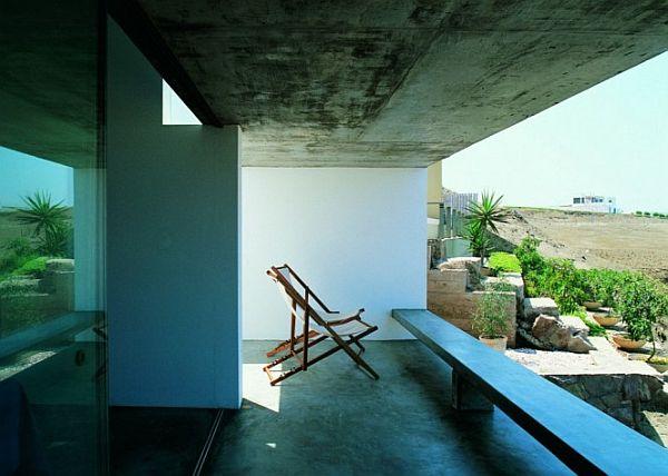 Mẫu biệt thự có bể bơi độc đáo ở tỉnh Canete, Peru 6