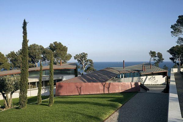 Mẫu biệt thự hiện đại ven biển nằm ở Calonge,Tây Ban Nha 3