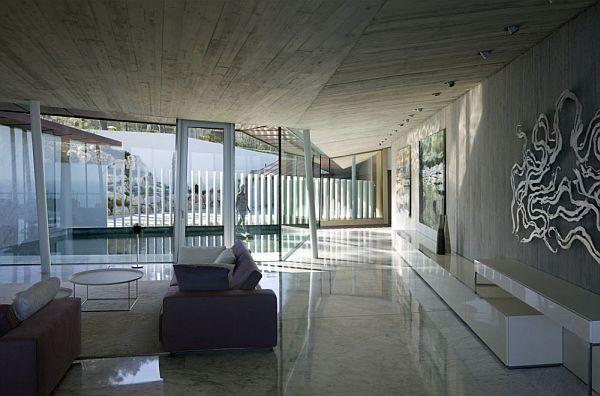 Mẫu biệt thự hiện đại ven biển nằm ở Calonge,Tây Ban Nha 4