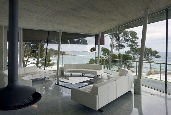 Mẫu biệt thự hiện đại ven biển nằm ở Calonge,Tây Ban Nha 5