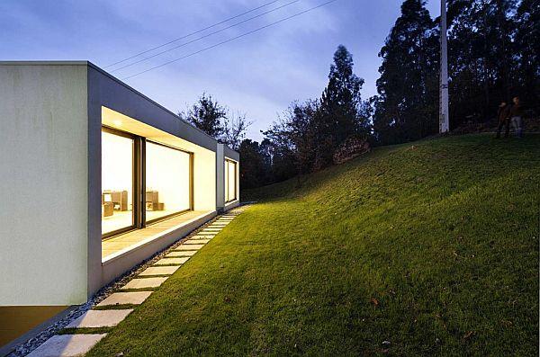 Mẫu biệt thự nhà vườn 300m2 tại Bồ Đào Nha 6
