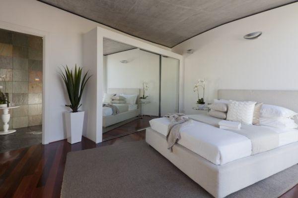 Mẫu thiết kế biệt thự đẹp hướng ra sông ở Perth, Australia. 7