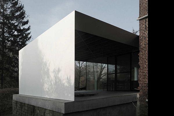 Mẫu thiết kế biệt thự quy hoạch cũ thành mới ở Bỉ 3