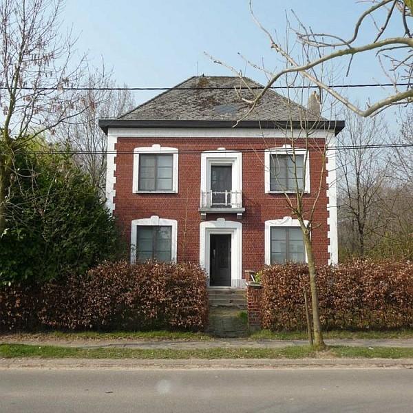 Mẫu thiết kế biệt thự quy hoạch cũ thành mới ở Bỉ 5