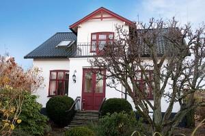Thiết kế biệt thự đẹp và quyến rũ nằm ở Helsingborg
