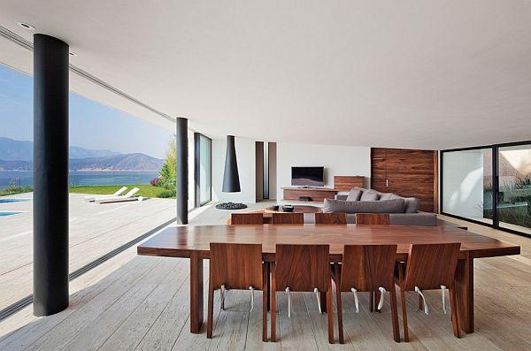 Thiết kế biệt thự 2 tầng tuyệt đẹp ở Valle de Bravo, Mexico. 3