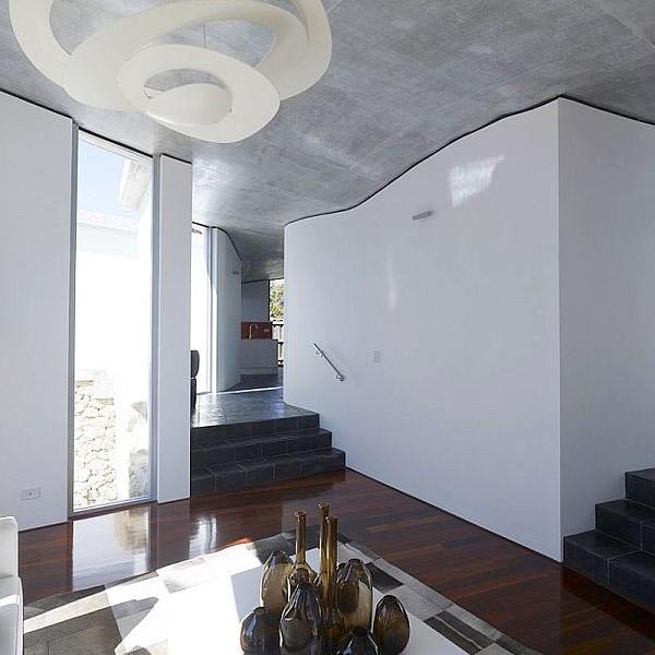 Thiết kế biệt thự 2 tầng với thiết kế hiện đại nằm ở Perth, Tây Úc 3