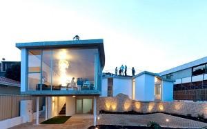 Thiết kế biệt thự 2 tầng với thiết kế hiện đại nằm ở Perth, Tây Úc