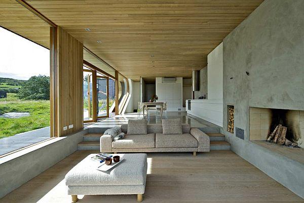 Thiết kế biệt thự bắt mắt với cấu trúc bởi Tommie Wilhelmsen 4