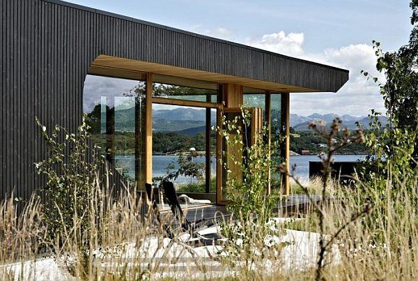 Thiết kế biệt thự bắt mắt với cấu trúc bởi Tommie Wilhelmsen 5