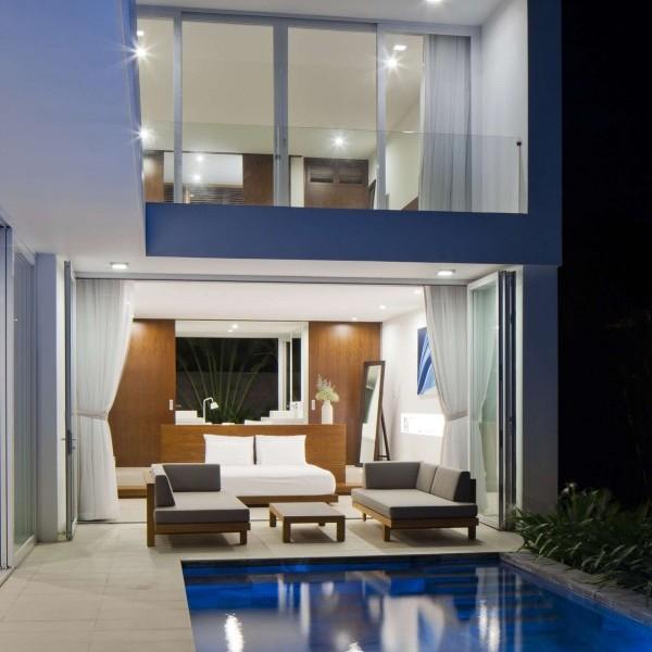 Thiết kế biệt thự cạnh biển mát mẻ với nội thất sang trọng [11]