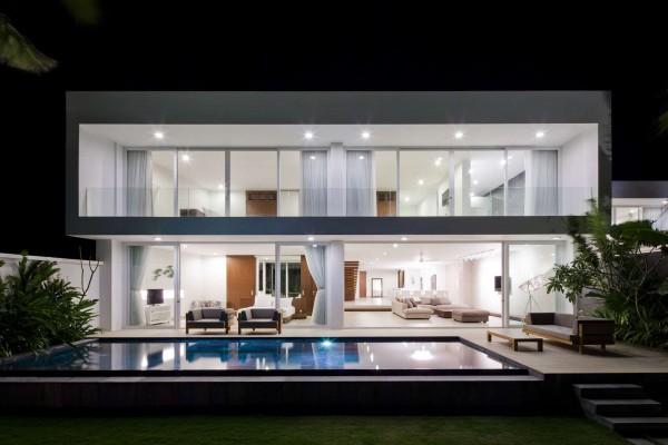 Thiết kế biệt thự cạnh biển mát mẻ với nội thất sang trọng [3]
