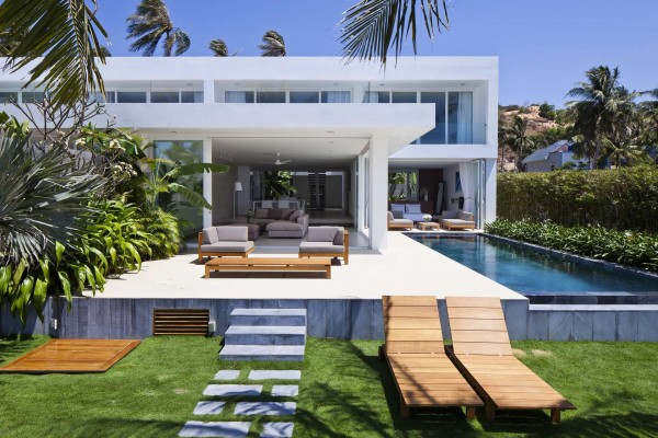 Thiết kế biệt thự cạnh biển mát mẻ với nội thất sang trọng [6]