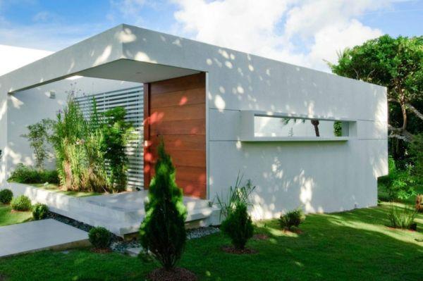 Thiết kế biệt thự lộng lẫy tầng trệt ở Camacari, Brazil 2