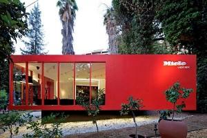 Thiết kế biệt thự nghỉ dưỡng hình hộp ở Huechuraba, Santiago, Chile 2