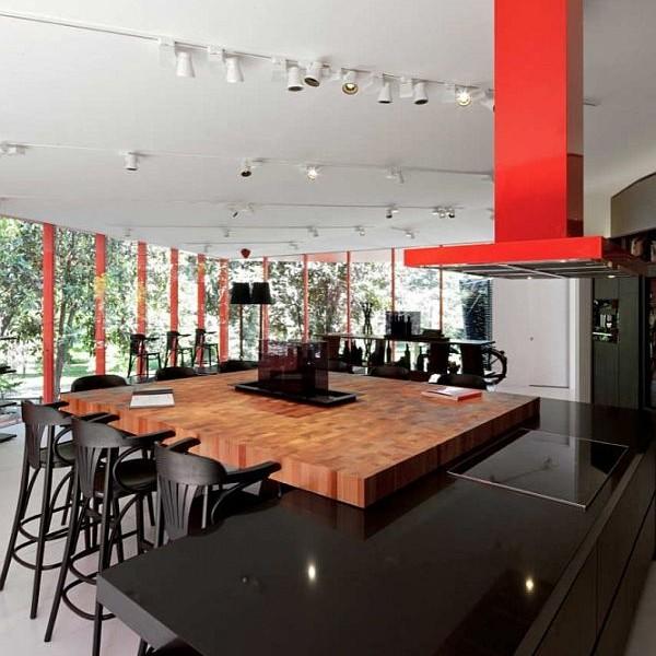 Thiết kế biệt thự nghỉ dưỡng hình hộp ở Huechuraba, Santiago, Chile 4