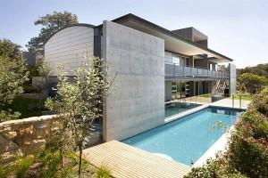 Thiết kế biệt thự nhà vườn rông rãi tại Sydney Úc