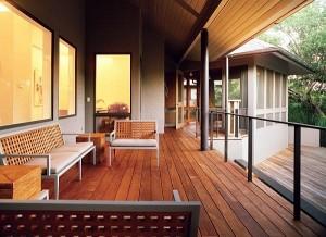 Thiết kế biệt thự tuyệt đẹp bằng gỗ ở Texas, Mỹ 2