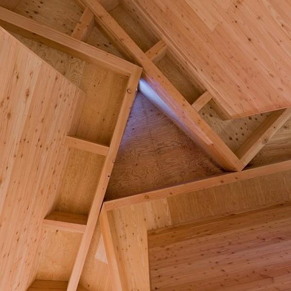 Thiết kế biệt thự xây dựng bằng gỗ ở Nhật Bản 6